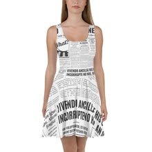 Load image into Gallery viewer, Press Skater Dress 🌠