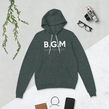 Load image into Gallery viewer, B.G.M Black Girl Magic Wear Unisex hoodie