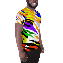 Load image into Gallery viewer, ZEBSTAR™ Men's Athletic t-shirt