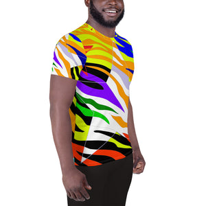 ZEBSTAR™ Men's Athletic t-shirt