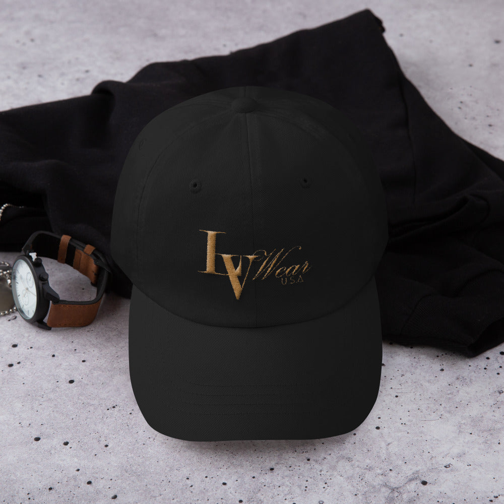 📮📦 LV WEAR (gold letter)  cap