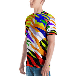 ZEBSTAR™  (Sparkle) Men's T-shirt