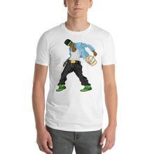 Load image into Gallery viewer, Dancing King short-sleeve t-shirt (Anvil)