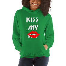 "Load image into Gallery viewer, "" Kiss My "" 🌠Hooded Sweatshirt"