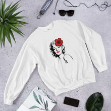 "Load image into Gallery viewer, "" Marilyn Monrose "" Unisex Sweatshirt"