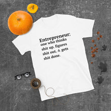 Load image into Gallery viewer, Entrepreneur Magazine inspired (Anvil 980 Unisex) Short-Sleeve Unisex T-Shirt
