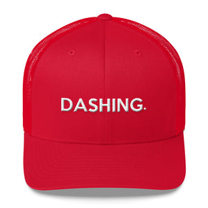 Dashing Dasher Trucker Cap