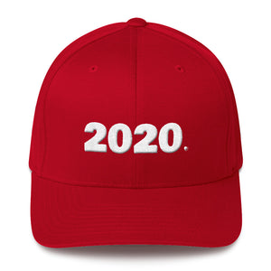 """ 2020 "" (Republican / Right) Structured Twill Cap"