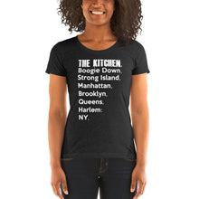 "Load image into Gallery viewer, "" THE KITCHEN "" 🌠 ladies' short sleeve tee"