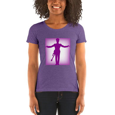 Prince ladies' short sleeve tee