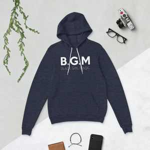 B.G.M Black Girl Magic Wear Unisex hoodie