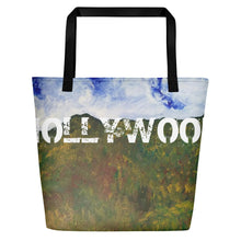 Load image into Gallery viewer, Hollywood Beach Bag (Hollywood & Vine™)