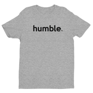 """ Humble "" Short Sleeve Tee (UNISEX)"