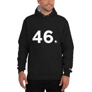 """46""th PRESIDENT OF THE UNITED STATES TeeAllAboutIt x Champion Hoodie"