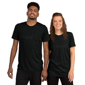 """Humble"" (inconspicuous) short sleeve UNISEX tee"