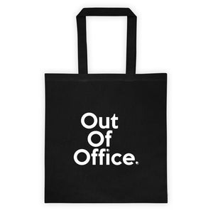 """ Out of Office "" Tote bag"