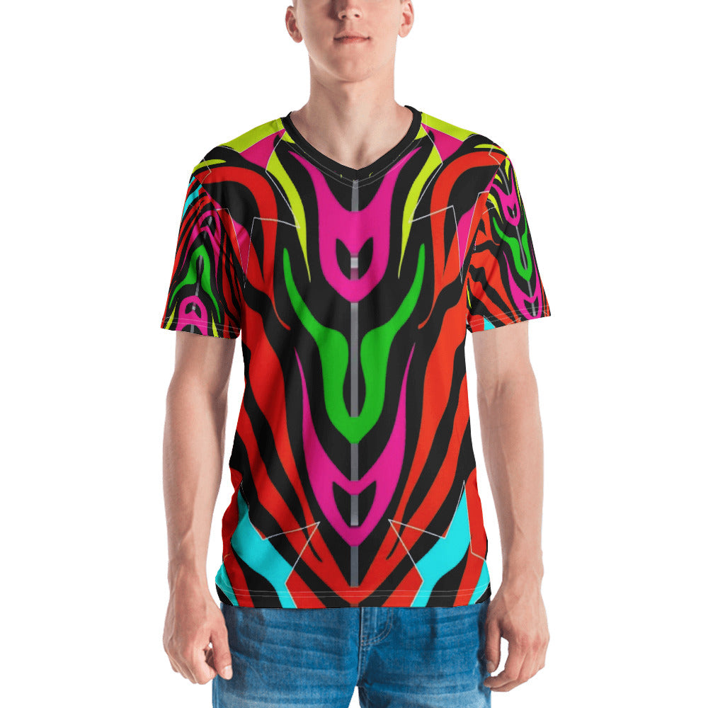 ZEBSTAR™  (Reflex) Men's T-shirt