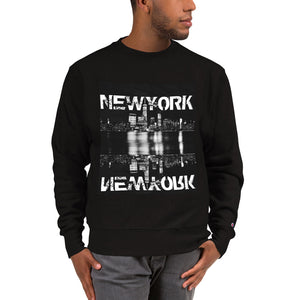 """ New York Drip"" Champion™ Sweatshirt"