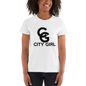 """ City Girl "" ladies' tee🌠"