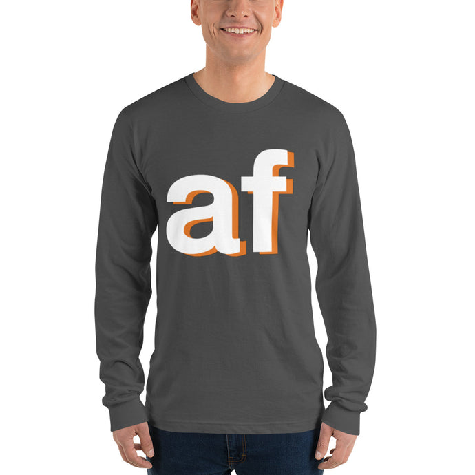 AF (Jumbo) Flex driver long sleeve t shirt