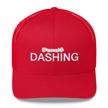Load image into Gallery viewer, ̷D̷o̷n̷a̷l̷d̷ Dashing Trucker Cap