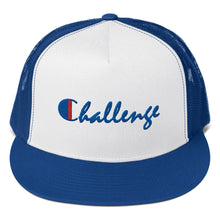 "Load image into Gallery viewer, "" Challenge "" Trucker Cap"