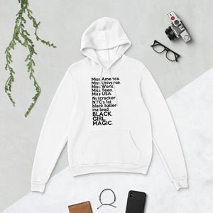 Miss Black girl Magic Unisex hoodie