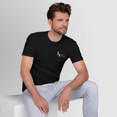 LV Wear™ Embroidered T-Shirt