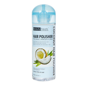 100 - COCONUT HAIR POLISHER