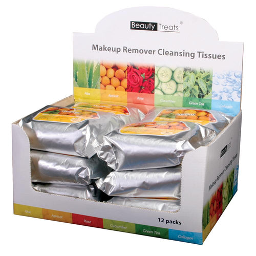 110 - MAKEUP REMOVER TISSUES
