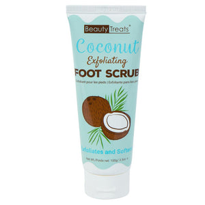 114 - COCONUT EXFOLIATING FOOT SCRUB