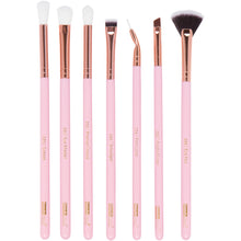 Load image into Gallery viewer, 186-B4PINK - LUXE ROSE EYE BRUSH SET