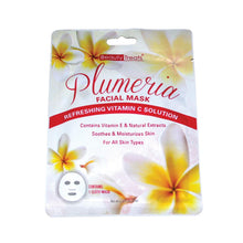 Load image into Gallery viewer, 203 - FACIAL MASK PLUMERIA