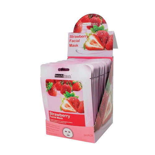 203S - STRAWBERRY FACIAL MASK