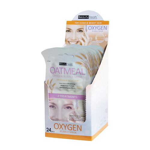 204-OAT - OATMEAL OXYGEN BUBBLE MASK