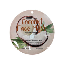 Load image into Gallery viewer, 214-CO - COCONUT FACE MASK WITH COLLAGEN
