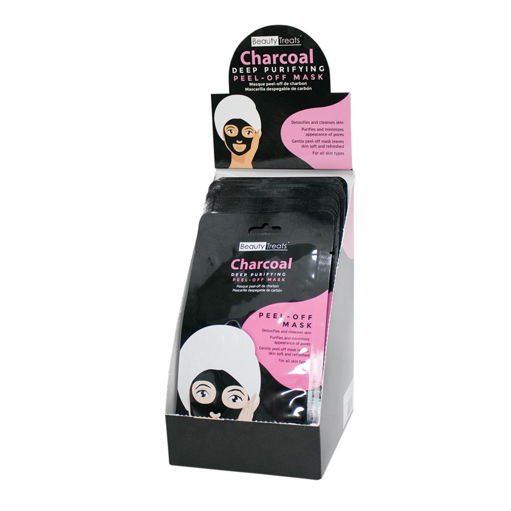 224 - PEEL-OFF CHARCOAL FACIAL MASK