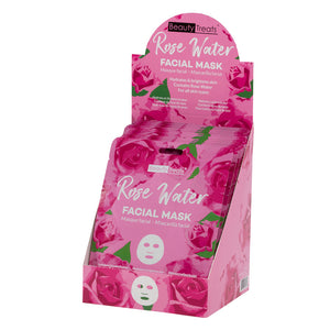 227 - ROSE WATER FACIAL MASK