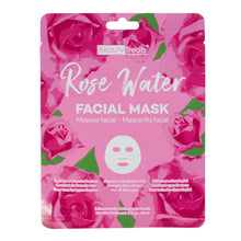 Load image into Gallery viewer, 227 - ROSE WATER FACIAL MASK