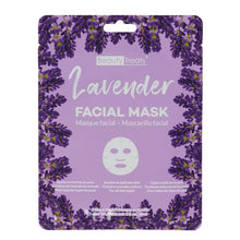 Load image into Gallery viewer, 228 - LAVENDER FACIAL MASK