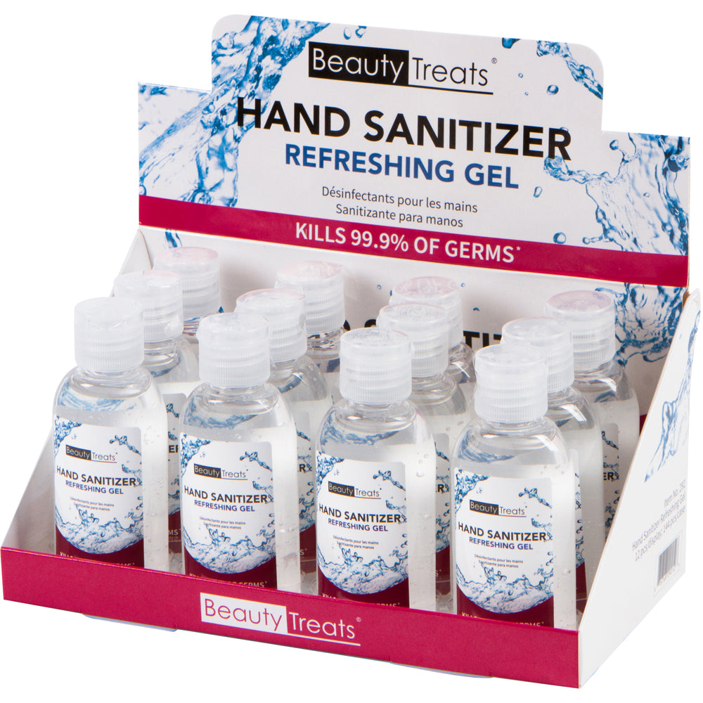 292 - Hand Sanitizer Refreshing Gel