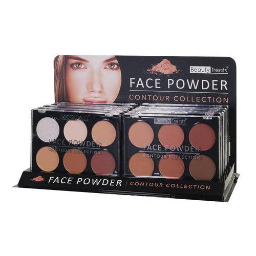 376  - FACE POWDER - CONTOUR COLLECTION