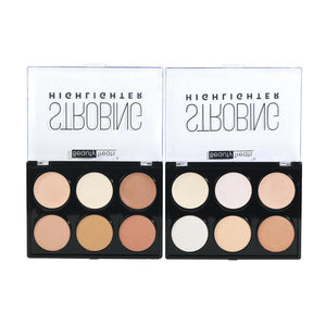 379 - STROBING HIGHLIGHTER PALETTE