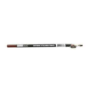 403-03 - DEFINING EYELINER PENCIL WITH SHARPENER - LIGHT BROWN