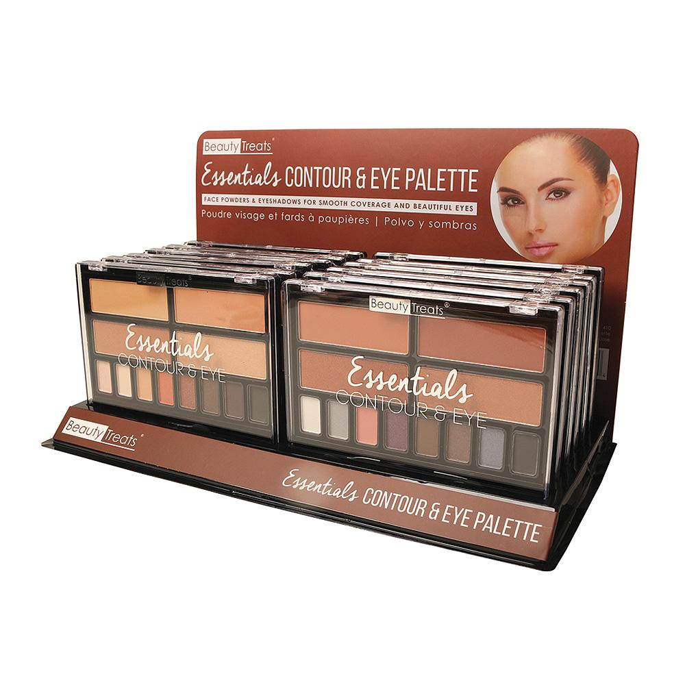 410 - ESSENTIALS CONTOUR & EYE PALETTE