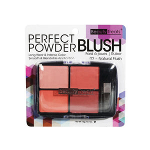 415-02 - PERFECT POWDER BLUSH - NATURAL FLUSH