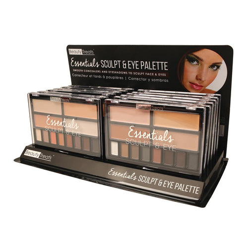 416 - ESSENTIALS SCULPT & EYE PALETTE