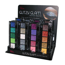 Load image into Gallery viewer, 427 - 2ND LOVE GLITZY GLAM GLITTER PALETTE