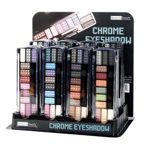 478 - CHROME EYESHADOW PALETTE