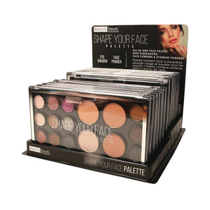 480 - SHAPE YOUR FACE PALETTE